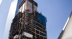 Checking In On the Quickly Ascending 3 World Trade Center