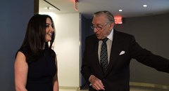 BISNOWTV: One-on-One with Larry Silverstein - Future of the World Trade Center