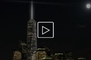 Freedom Tower Time-lapse