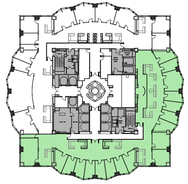 Existing Conditions Floorplan