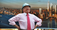 ULI NY to Honor Larry Silverstein with Leadership Award