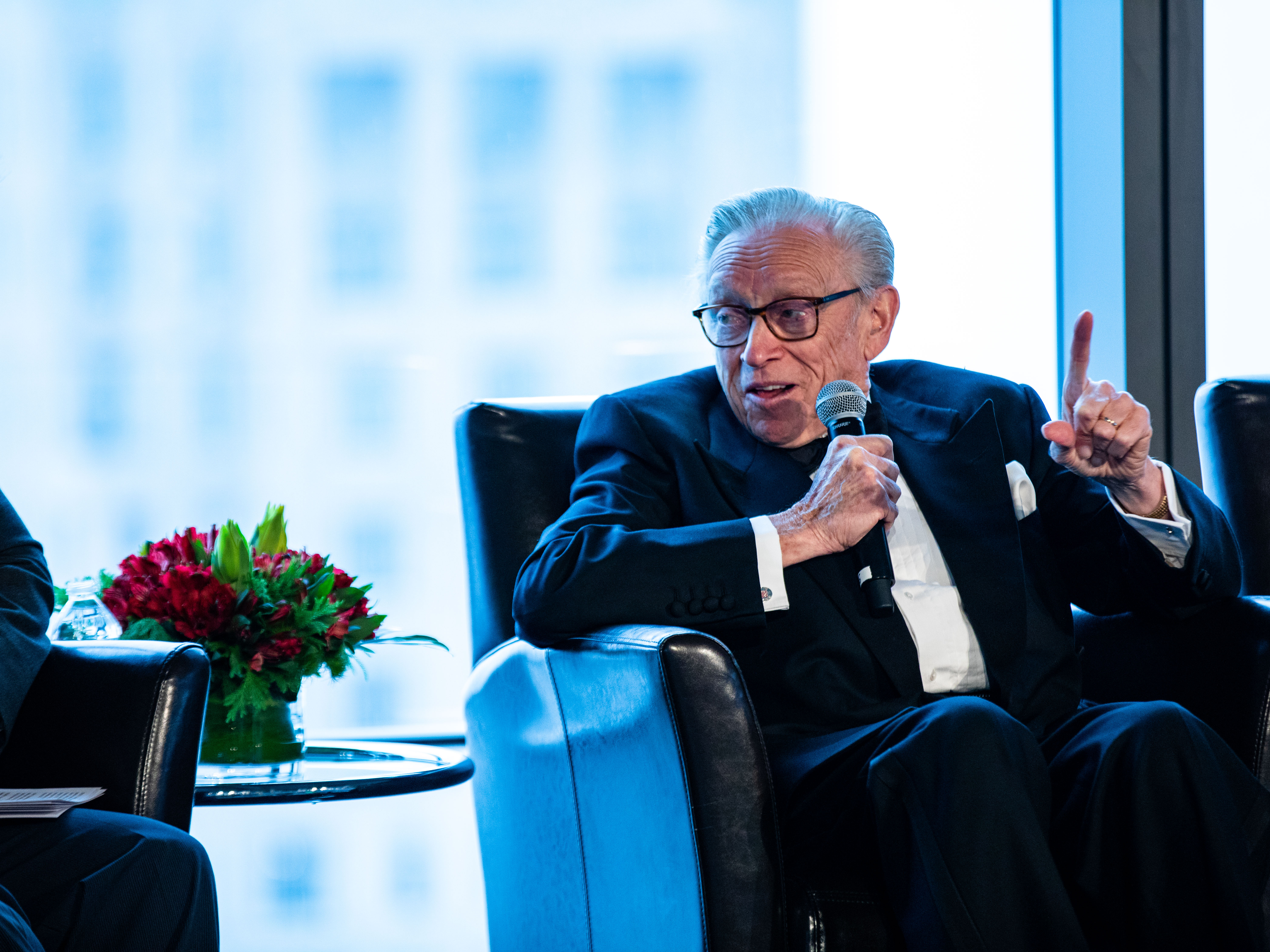Beyond The Bio: 16 Questions With Real Estate Legend Larry Silverstein