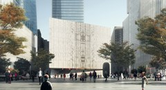 Design for the Ronald O. Perelman Performing Arts Center Unveiled