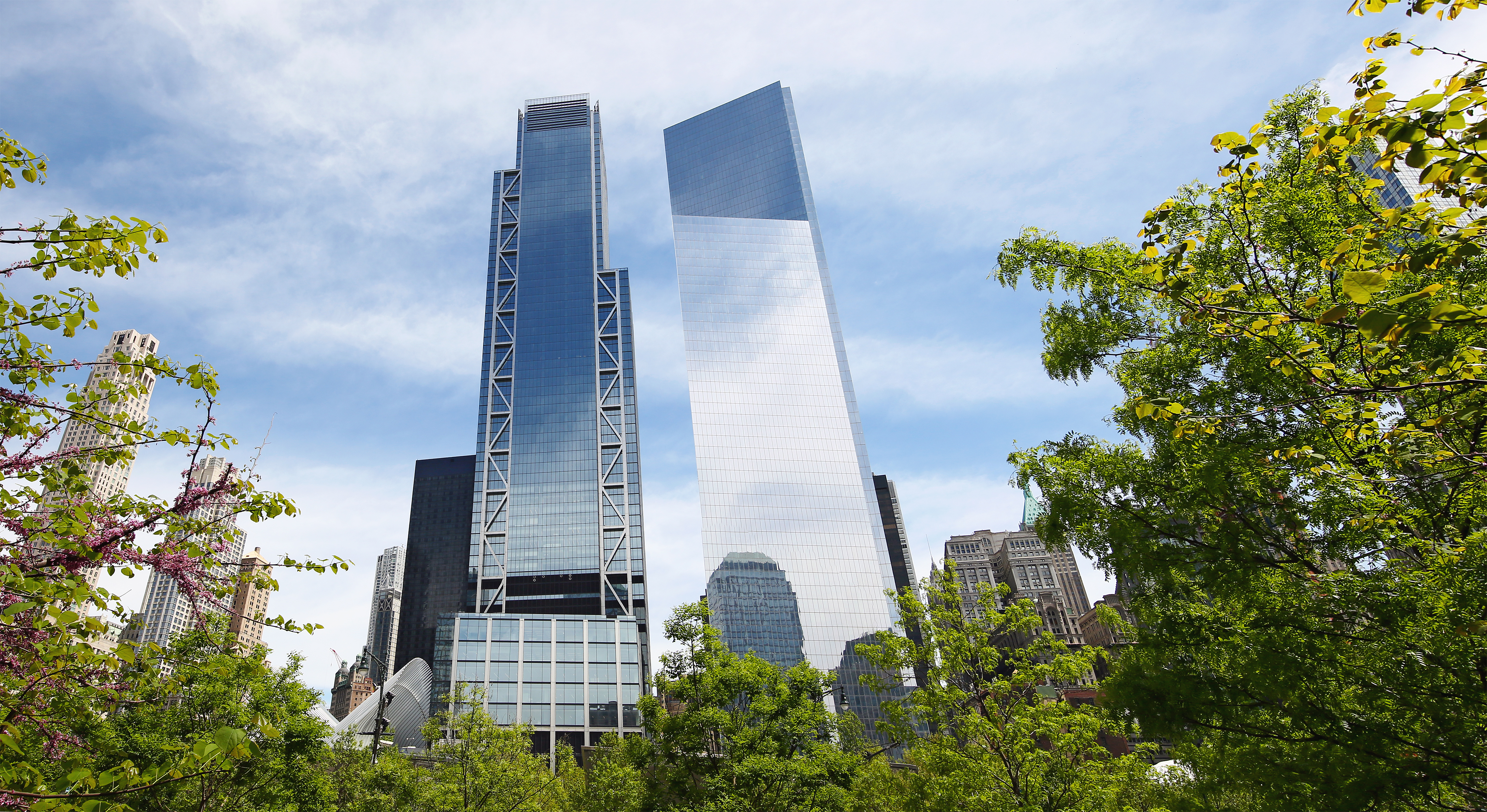 New 3 World Trade Center to mark another step in NYC's downtown revival